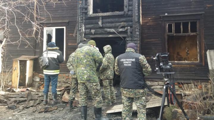 Женщина, получившая сильные ожоги в пожаре на Омской, скончалась