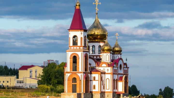 Красноярск оказался среди городов, куда туристы хотят приехать на Новый год