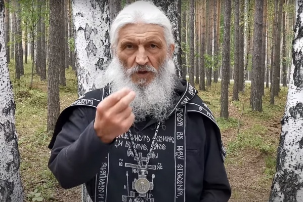Основатель Среднеуральского женского монастыря снова заявил, что коронавируса нет
