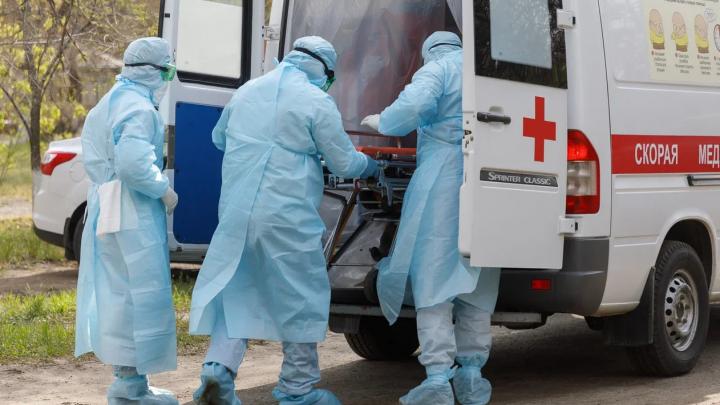 Коронавирусом в Нижегородской области заболели ещё 214 человек