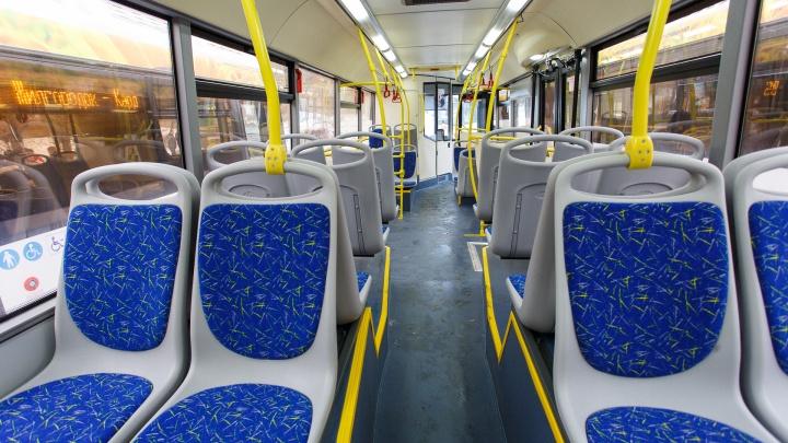 С 1 июня на помощь загруженному транспорту в Волгограде запускают автобус № 55