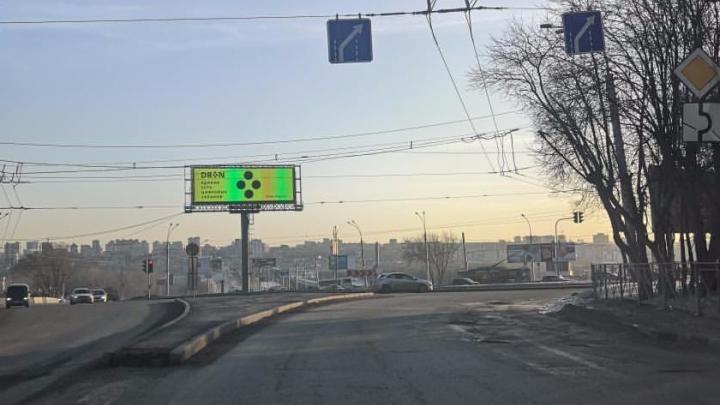 Дороги Новосибирска опустели — пробки упали до 2 баллов