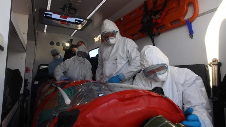 В Свердловской области умерли еще два пациента с COVID-19