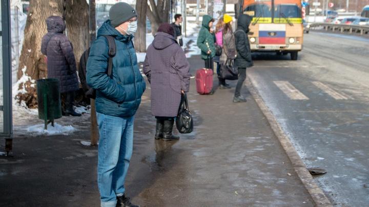 В Самарской области выросло число заболевших гриппом