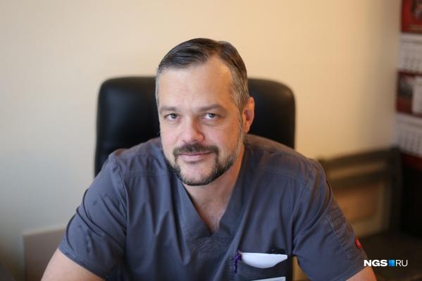 По словам Максима Рягузова, рак желудка — несложная для выявления патология