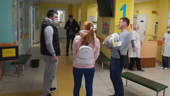 В Самарской области отцам дадут право на получение семейного капитала
