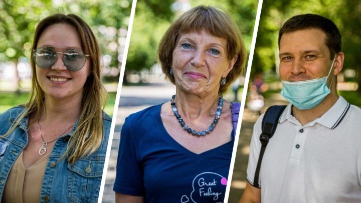 «В первый раз вижу, чтобы за губернатора вступались»: 10 новосибирцев — о шествиях в Хабаровске