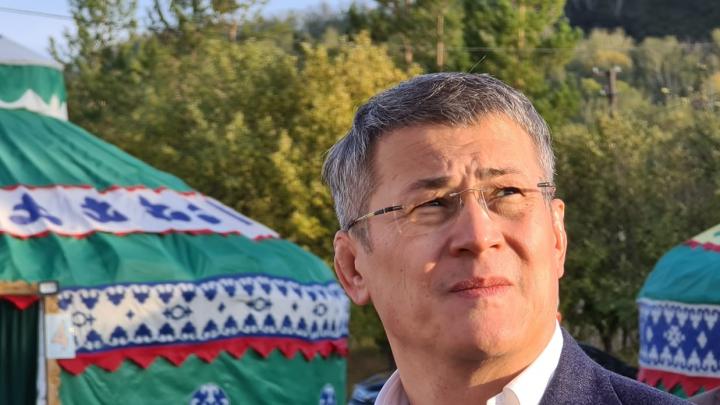 «На душе не очень спокойно»: Радий Хабиров о коронавирусе