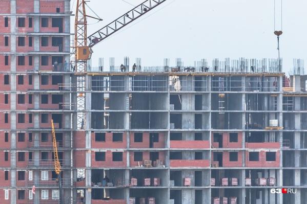 Дома будут 25-этажными