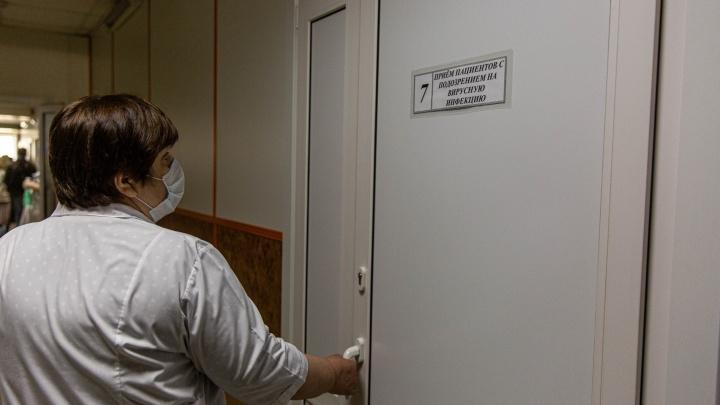 В Новосибирске ещё из одной больницы сделали ковидный госпиталь — теперь на правом берегу