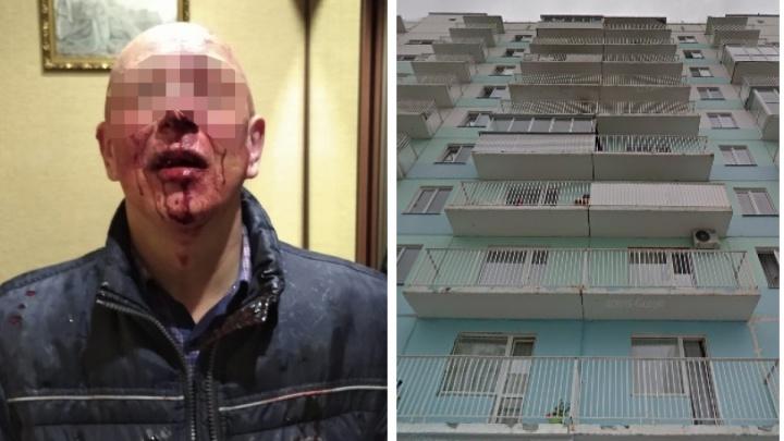 «Все пятеро начали бить ногами»: в Новосибирске подростки жестоко избили мужчину