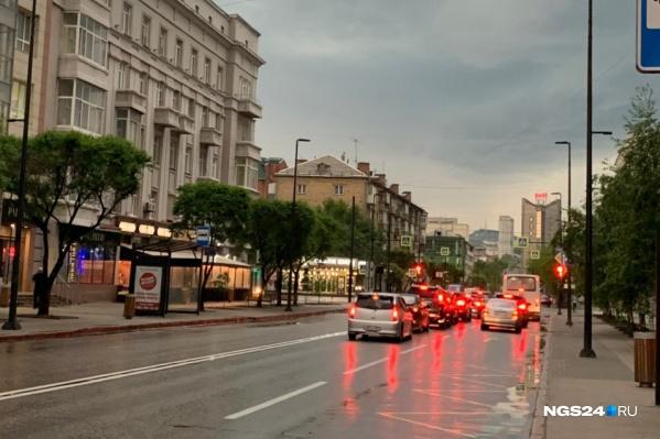 Ряд новых светофоров появится в Красноярске