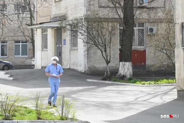 Заболевший в Новошахтинске приехал в город из Москвы