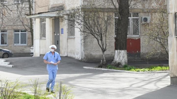 Один из дончан, заболевших коронавирусом, находится в Новошахтинске