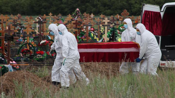 Сбились со счета: сколько омичей на самом деле умерли из-за коронавируса