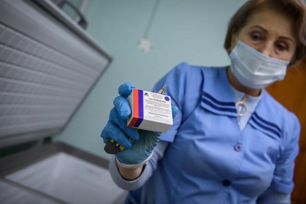"""Вакцину нужно хранить при температуре <nobr class=""""_"""">—18 °C</nobr>"""