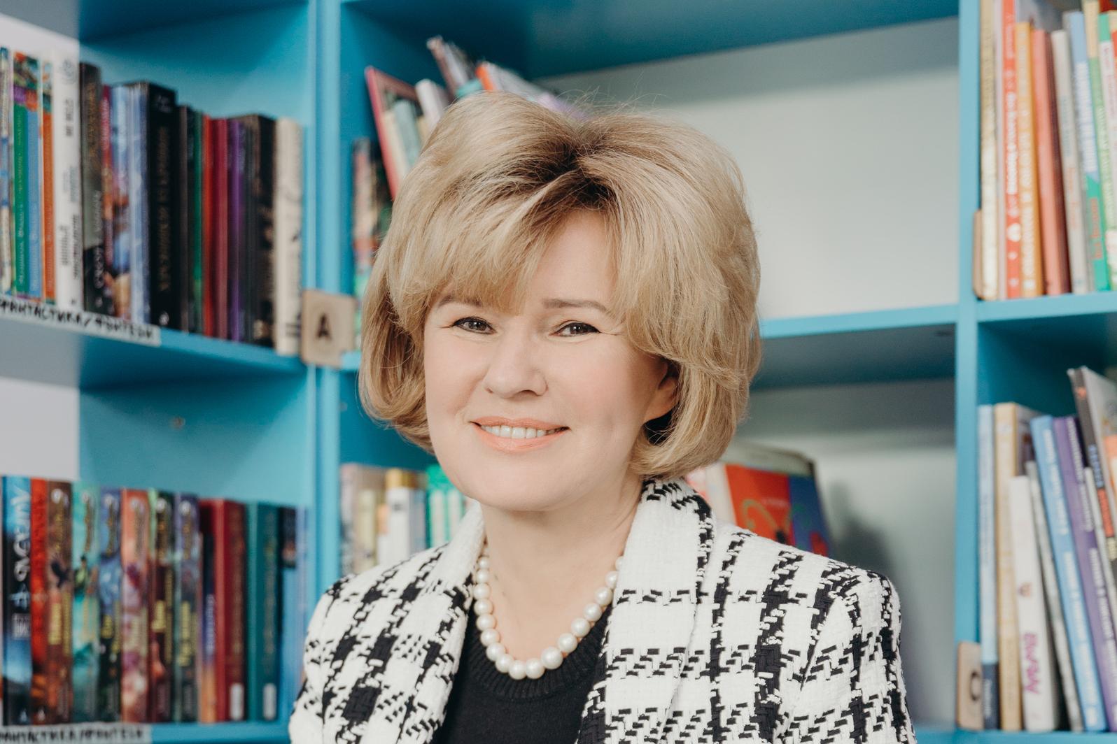 вице-губернатор Ирина Потехина