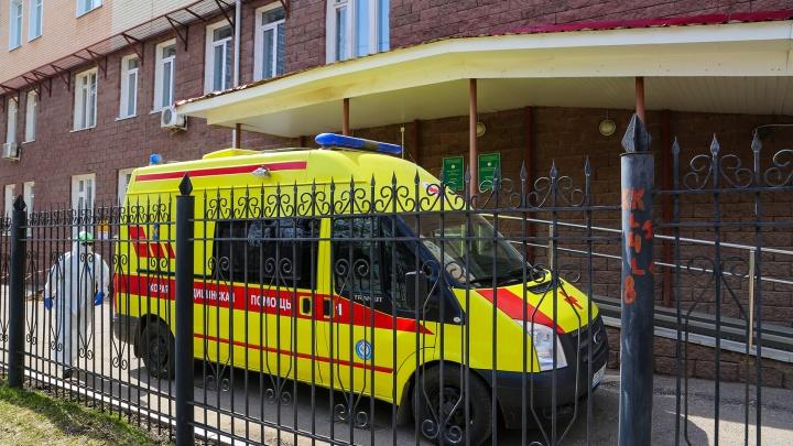 В Минздраве Башкирии рассказали подробности гибели пациента с коронавирусом