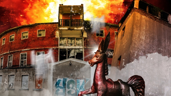 От призраков до загадочного взрыва: какие жуткие тайны скрывает Тюмень