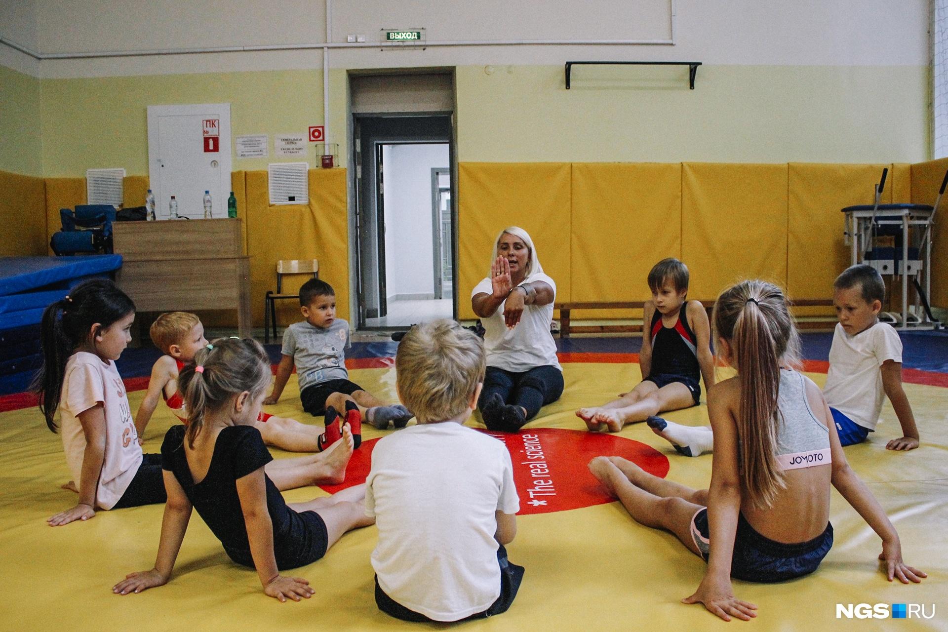 Родители воспитанников Анжелики подавали ходатайства в защиту тренера