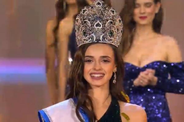 Анна Локтионова боролась за корону еще с 26 участницами