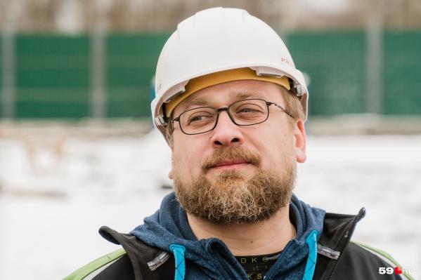 Илья Козырев руководил проектом строительства зоопарка