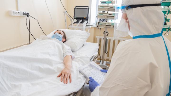 В Самарской области женщины болеют COVID чаще мужчин