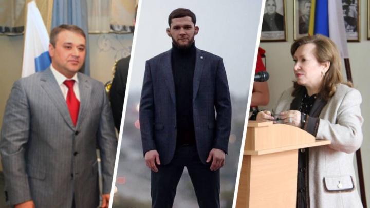Боец ММА и глава АТП: кто стал депутатом гордумы Ростова