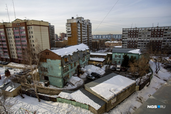 Вместо кондитерской фабрики на Красноярской, 132 может вырасти высотка