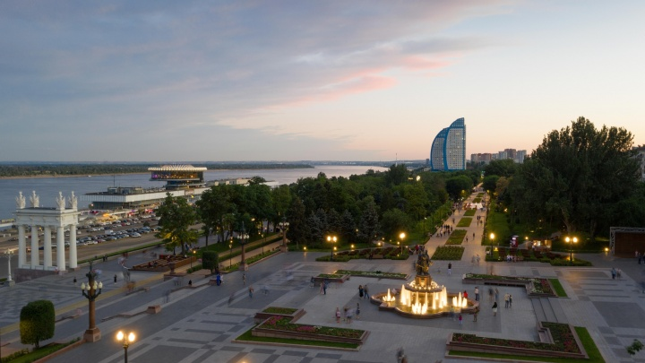 В Волгограде объявили о массовом отключении света в шести районах