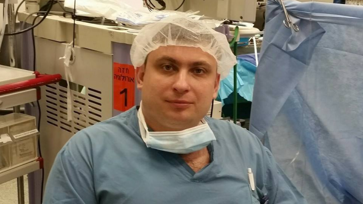 Через 10 минут прямой эфир в Instagram с врачом из Израиля Борисом Брилем