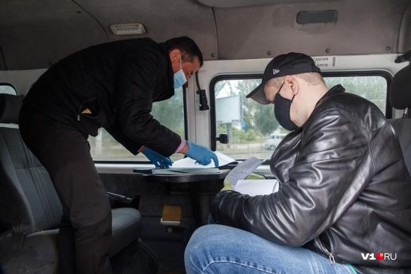 Протоколы получили 308 нарушителей масочного режима