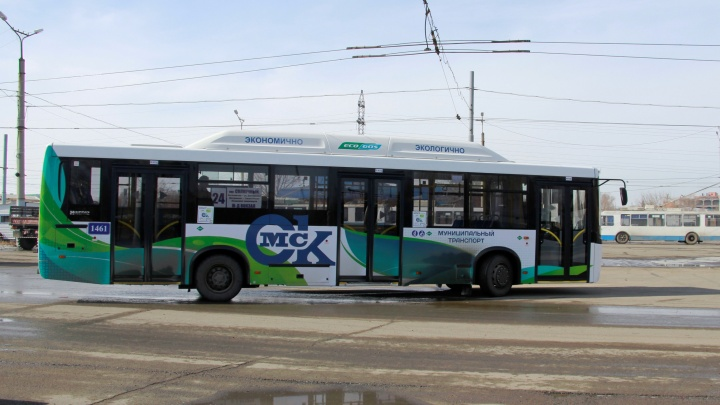 В новые метановые автобусы пришлось ставить дополнительные отопители из-за холода в салоне