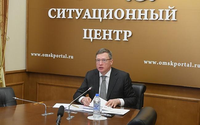 Губернатор отметил омских дорожников за исполнение нацпроекта «Безопасные и качественные автодороги»