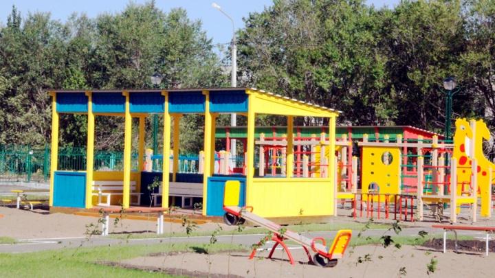 Мэрия Омска выдала разрешение на строительство нового детсада, но не может найти подрядчика