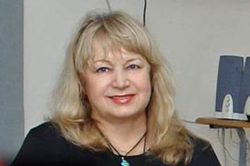 Елена Калошина вела историю изобразительного искусства