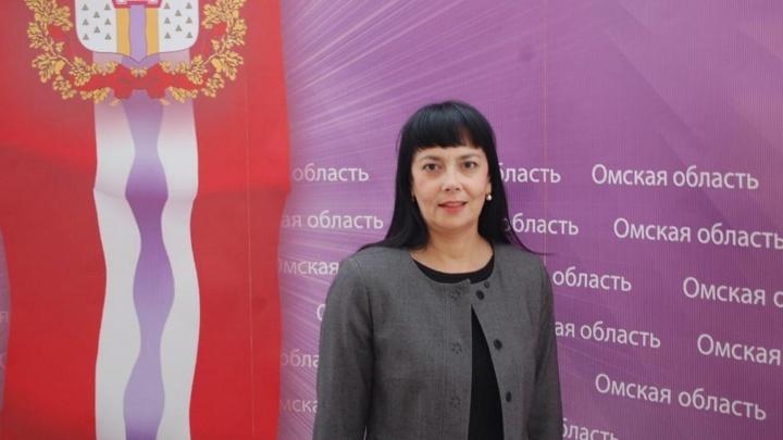 Новым вице-мэром Омска стала экс-замминистра экономики Елена Русинова