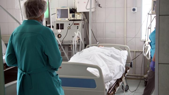 В Омской области впервые умер пациент с коронавирусом