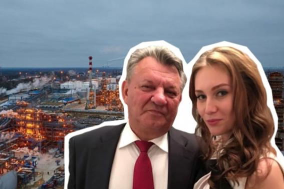 Бывшая супруга Геннадия Лисовиченко ликвидирует «Антипинский нефтехимический комплекс»