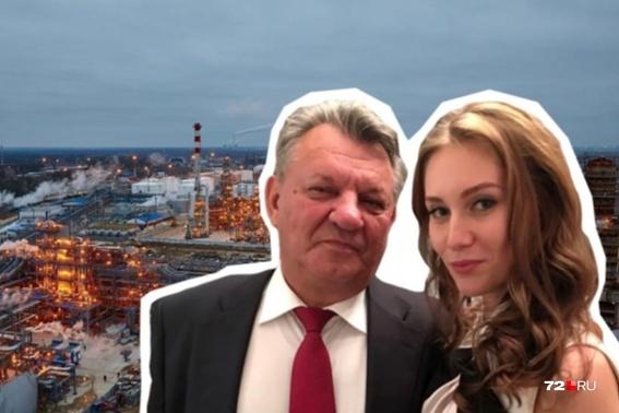 Ксения Лисовиченко продолжает представлять интересы скрывшегося экс-директора АНПЗ и после развода