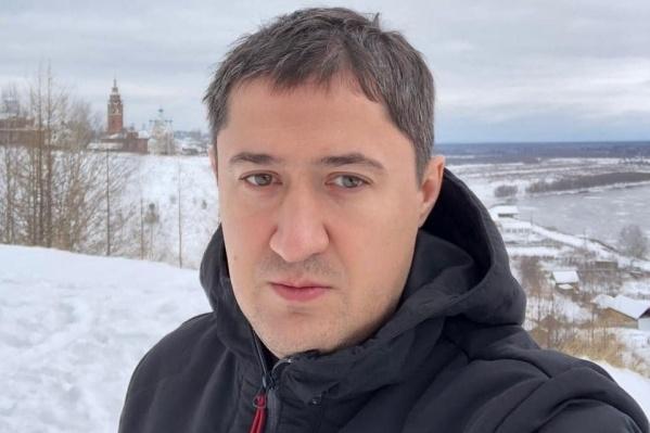Дмитрий Махонин каждую зиму ездит на родину — в Чердынский район
