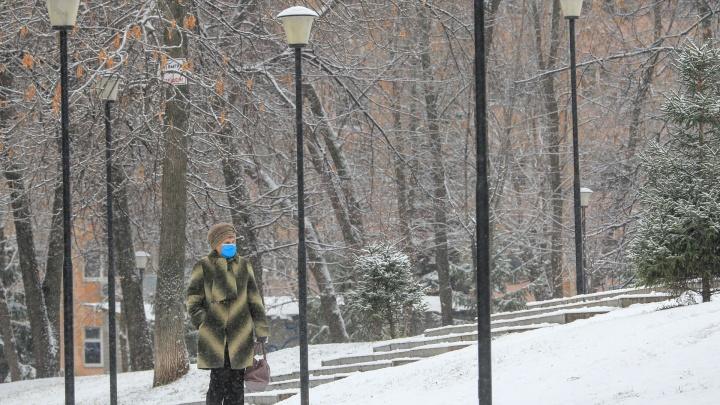 Зима близко: синоптики рассказали, какой будет погода в Башкирии в ближайшие дни
