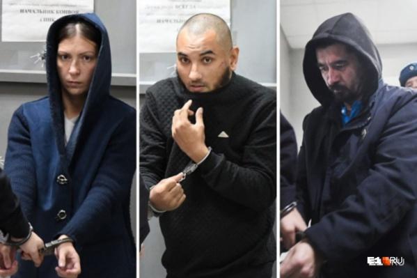 Обвиняемые уже не в первый раз пытаются обжаловать меру пресечения