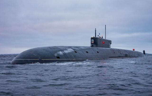 На Севмаше достроили новую атомную подводную лодку «Князь Владимир»