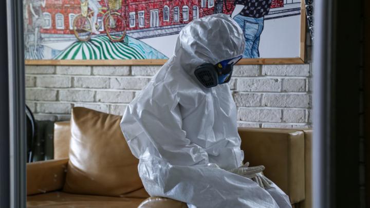 В Архангельской области зарегистрировали 10 новых смертей от коронавируса. Данные оперштаба региона