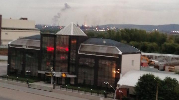 В причинах пожара с пострадавшими на Магнитогорском меткомбинате разберётся Следственный комитет