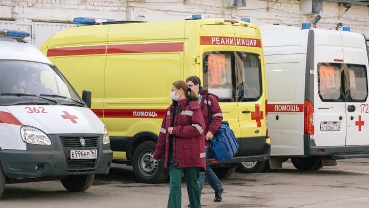 «Ждём людей»: самарскую станцию скорой помощи усилят новыми бригадами