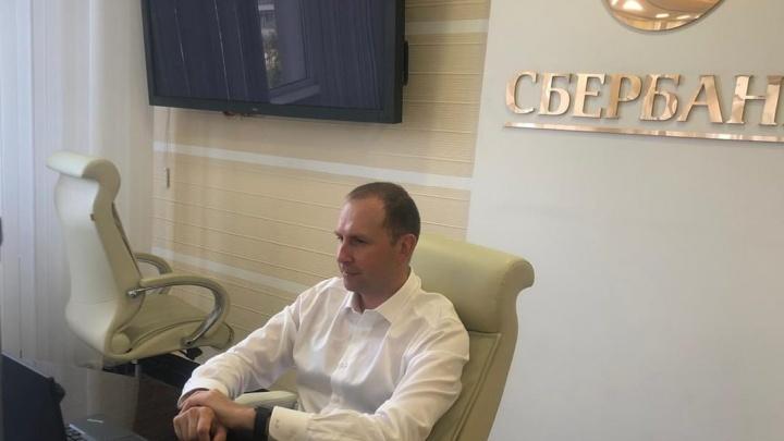Застройщики Красноярского края и Хакасии провели круглый стол с вице-президентом Сбербанка
