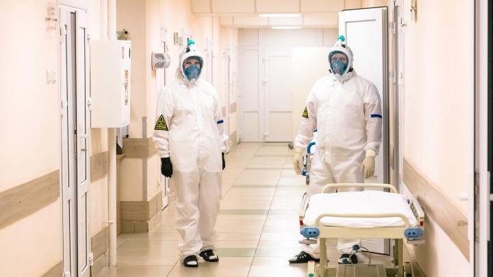 В оперштабе объяснили, почему не всех больных COVID госпитализируют