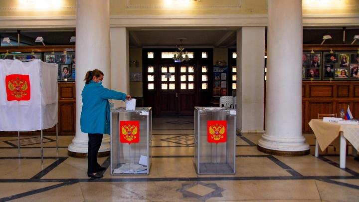 В Челябинской области открылись участки для голосования по поправкам в Конституцию